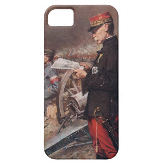 French General Joseph Gallieni by Ferdinand Roybet iPhone SE/5/5s Case