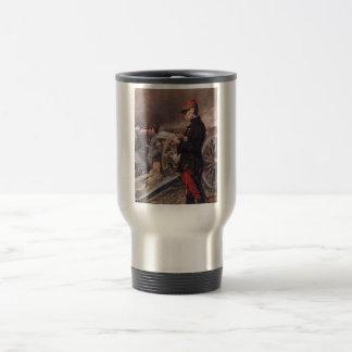 French General Joseph Gallieni by Ferdinand Roybet Coffee Mugs