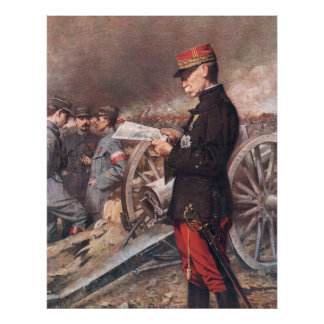 French General Joseph Gallieni by Ferdinand Roybet Photo