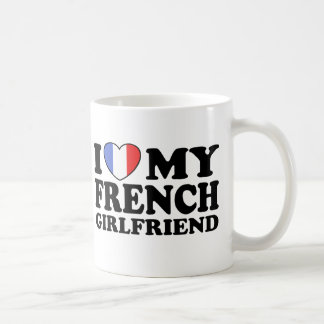 French Girlfriend Coffee Mug