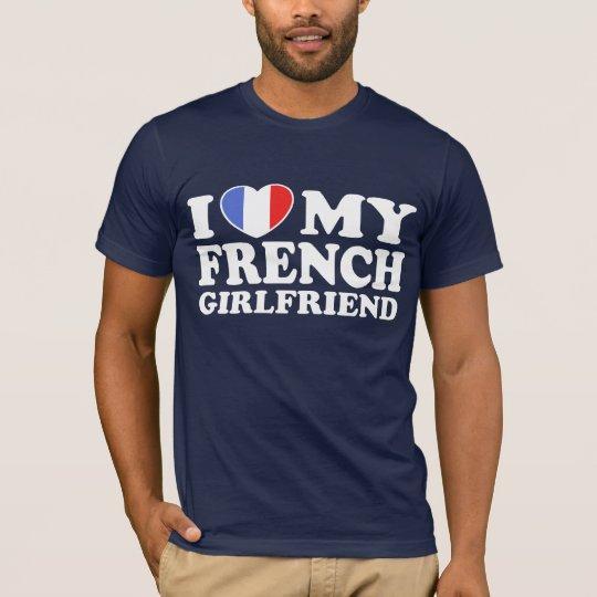 French Girlfriend T-Shirt