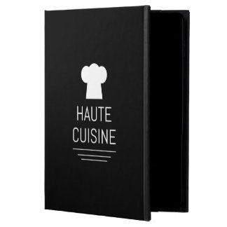 French Gourmet Haute Cuisine Foodie Powis iPad Air 2 Case