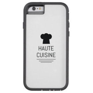 French Gourmet Haute Cuisine Foodie Tough Xtreme iPhone 6 Case