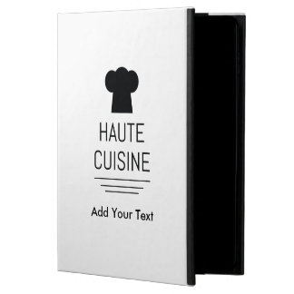 French Gourmet Haute Cuisine Powis iPad Air 2 Case