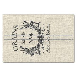 """French Grain Sack Tissue Paper 10"""" X 15"""" Tissue Paper"""
