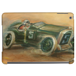 French Grand Prix Racecar by Ethan Harper Case For iPad Air