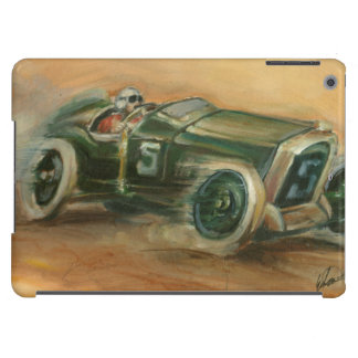 French Grand Prix Racecar by Ethan Harper Cover For iPad Air