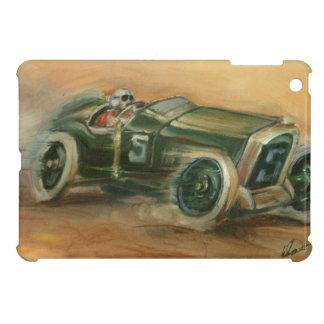 French Grand Prix Racecar by Ethan Harper iPad Mini Case