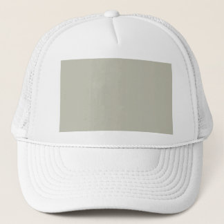 French Grey 2a Custom Design Color Only Trucker Hat