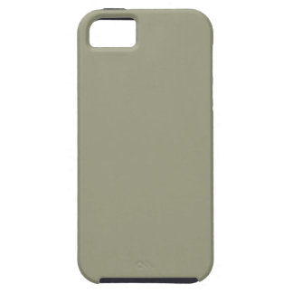 French Grey 5a Color Only Custom Design iPhone 5 Cover