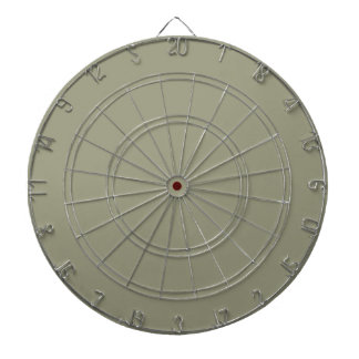 French Grey 5a Color Only Custom Design Dartboard With Darts