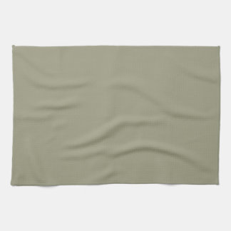 French Grey 5a Color Only Custom Design Hand Towel