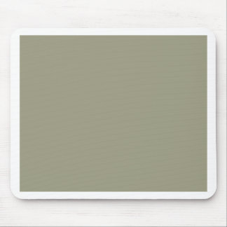 French Grey 5a Color Only Custom Design Mousepad