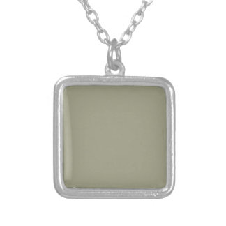 French Grey 5a Color Only Custom Design Necklace