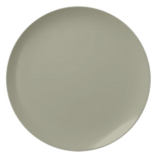 French Grey 5a Color Only Custom Design Plates