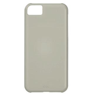 French Grey Khaki Military Desert Camo iPhone 5C Cover
