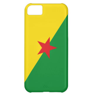 french guiana case for iPhone 5C