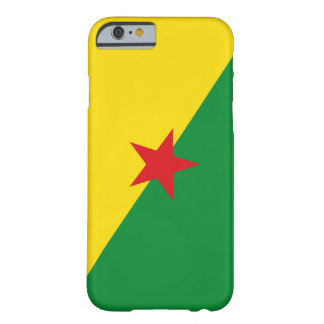 french guiana barely there iPhone 6 case
