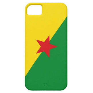 french guiana country flag symbol iPhone SE/5/5s case