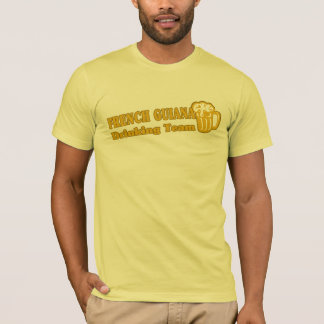 French Guiana Drinking Team T-Shirt