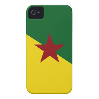 French Guiana Flag iPhone 4 Covers