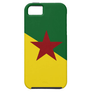 French Guiana Flag iPhone 5 Case
