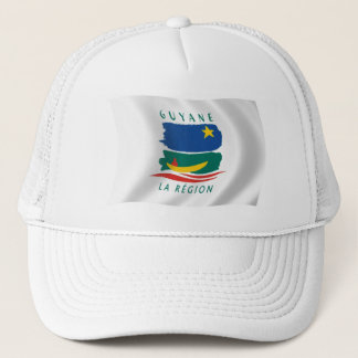 French Guiana Flag Hat