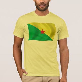 French Guiana Flag Shirt