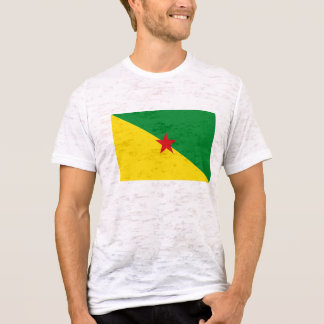 French Guiana Flag T-Shirt