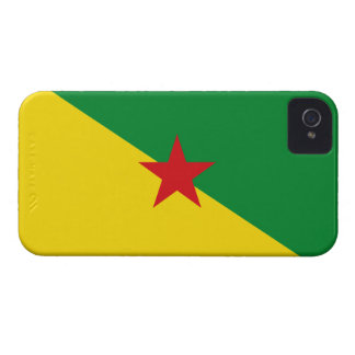 french guiana iPhone 4 cover