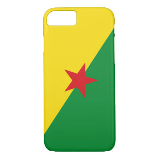 french guiana iPhone 7 case