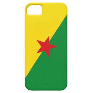 french guiana iPhone SE/5/5s case