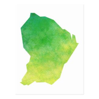 French Guiana Postcard