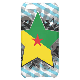 French Guiana Star iPhone 5C Case