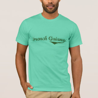 French Guiana T-Shirt