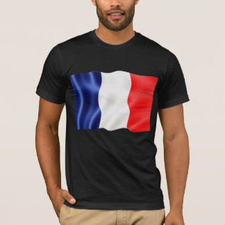 French Guiana - Waving T-Shirt