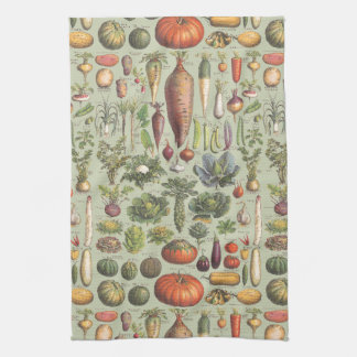 French Guide To The Garden Towels