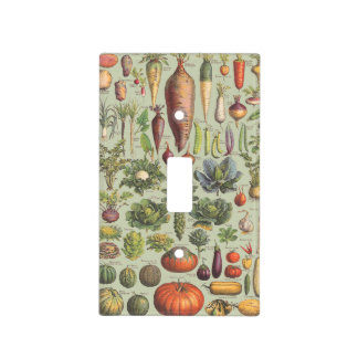 French Guide To The Garden Light Switch Cover