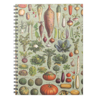 French Guide To The Garden Notebook