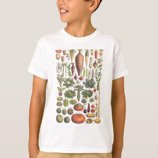 French Guide To The Garden T-Shirt