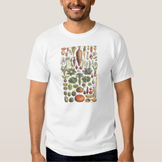 French Guide To The Garden T Shirt