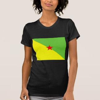 French Guyana Flag T-Shirt
