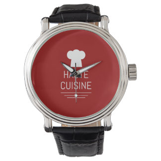 French Haute Cuisine Gourmet Foodie Watch
