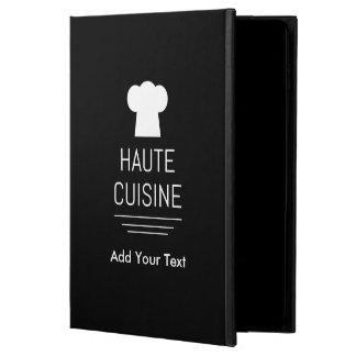 French Haute Cuisine Gourmet Kitchen Powis iPad Air 2 Case