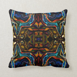 French Hearts Pillow by deprise brescia
