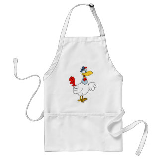 French Hen Chicken Apron