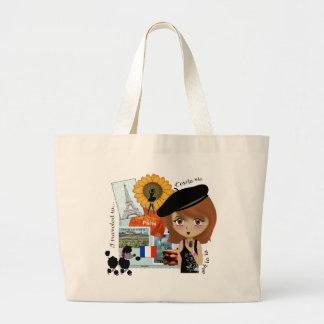 French Holiday Bag