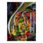 French Horn #4 Posters