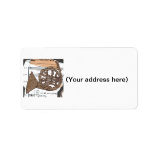 (French) Horn address labels