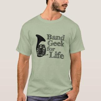 French Horn Band Geek T-Shirt